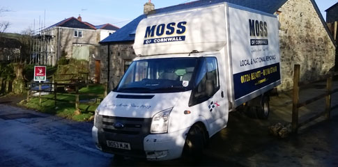 Cornwall Movers